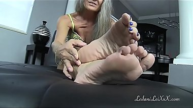 POV Foot Worship JOI 3 TRAILER