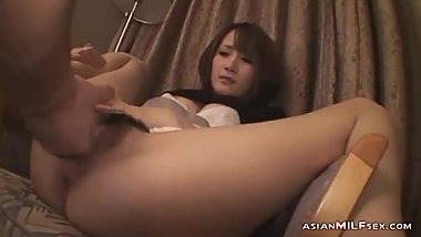 Hot Milf Getting Her Hairy Pussy Licked Fingered Sucking Guy While Masturbating