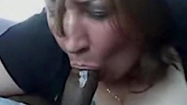 she was loving that long black dick