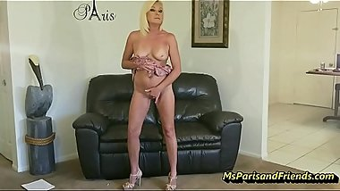 Ms Paris and Her Amateur Theater &quot_The Interview&quot_