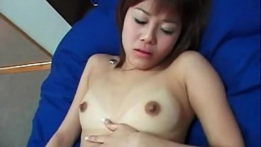 Hot boobed jap mom taking it deep and hard how she likes it