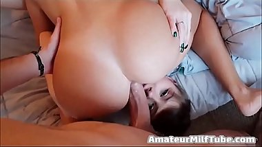 spanish milf teach french daughter anal sex threesome - visit OsirisPorn.com to watch more videos