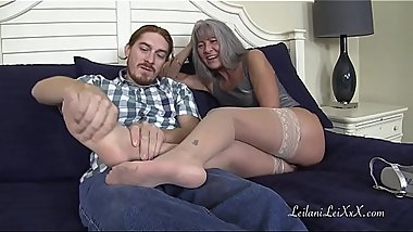 Stockings Foot Job TRAILER