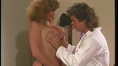 Tracey Adams gets fucked by a fake doctor (vintage)