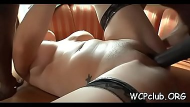 Stare at very sex appeal playgirl getting fucked hard on camera
