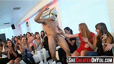 60 Cheating wives at underground fuck party orgy!18