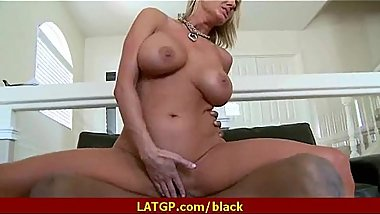 Milf getting fucked by big black cock 29