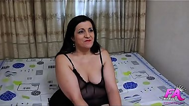 Rocio is a 50 years old mature who CAN CUM LIKE A MAN!!!